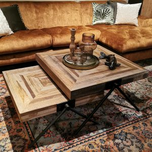 Coffee table Square large